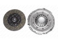 Комплект сцепления MetalPart УМЗ-4178, 4218, (d-35мм) ( без муфты) (МР-451-1601000)