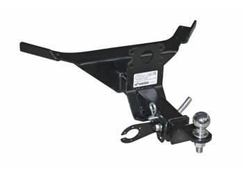 Фаркоп съемный квадрат UAZ Patriot c 2014